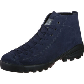 Scarpa Mojito City Mid GTX Wool Shoes blue cosmo